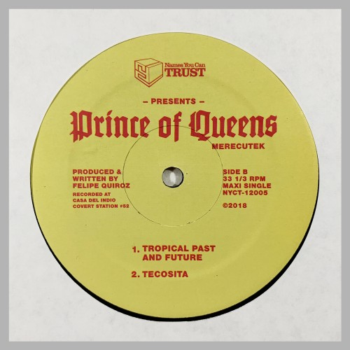 Prince Of Queens - Merecutek
