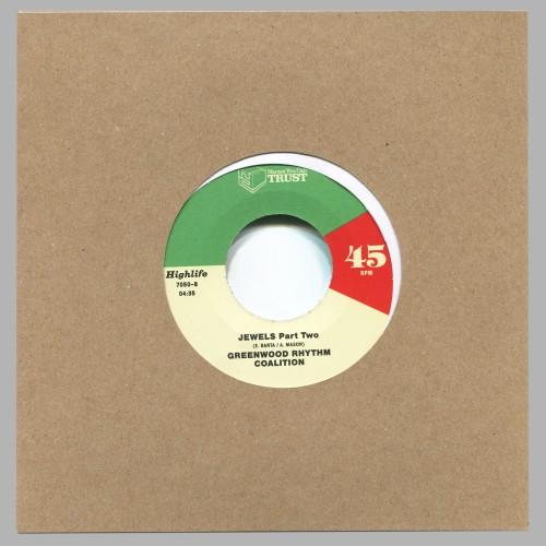 Greenwood Rhythm Coalition - Jewels