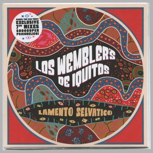 Los Wembler's de Iquitos - Lamento Selvatico