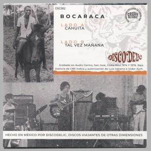 Bocaraca - Cahuita