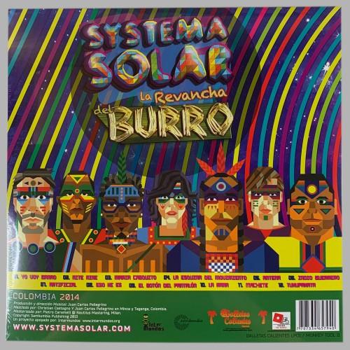 Systema Solar - La Revancha Del Burro