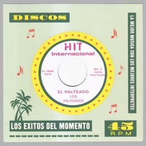Hit International (Los Palteados & La Sonora Roza)