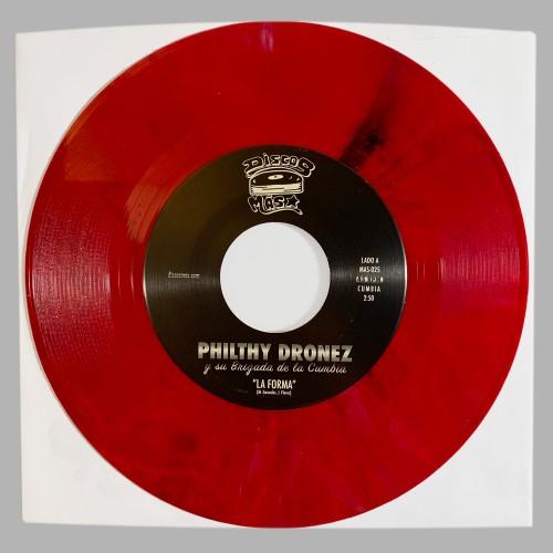 Philthy Dronez y su Brigada De La Cumbia - La Forma