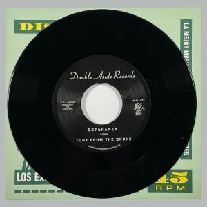 Tony From The Bronx - Esperanza / The Black Dove - I'm Telling