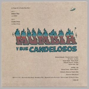 Mumbia y sus Candelosos - Hokkori Time