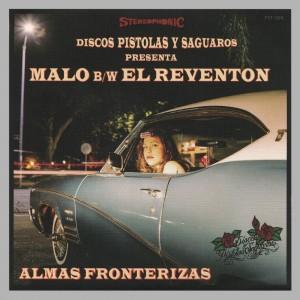 Almas Fronterizas - El Reventon