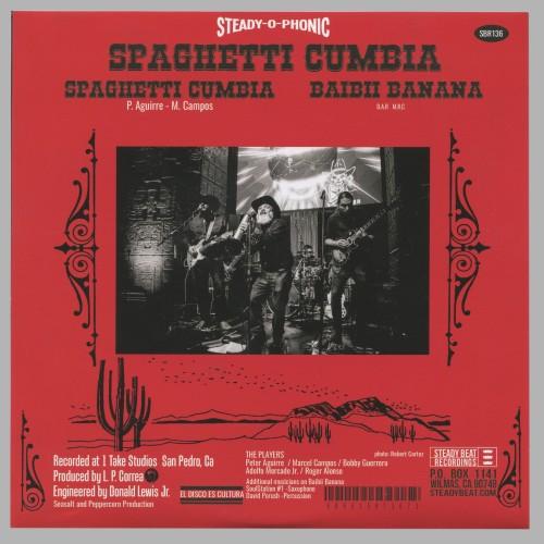Spaghetti Cumbia - Spaghetti Cumbia