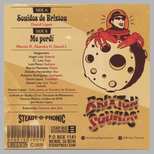 Brixton Sounds - Sonidos de Brixton