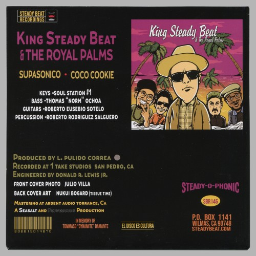King Steady Beat & The Royal Palms